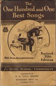 Song Books Scanned