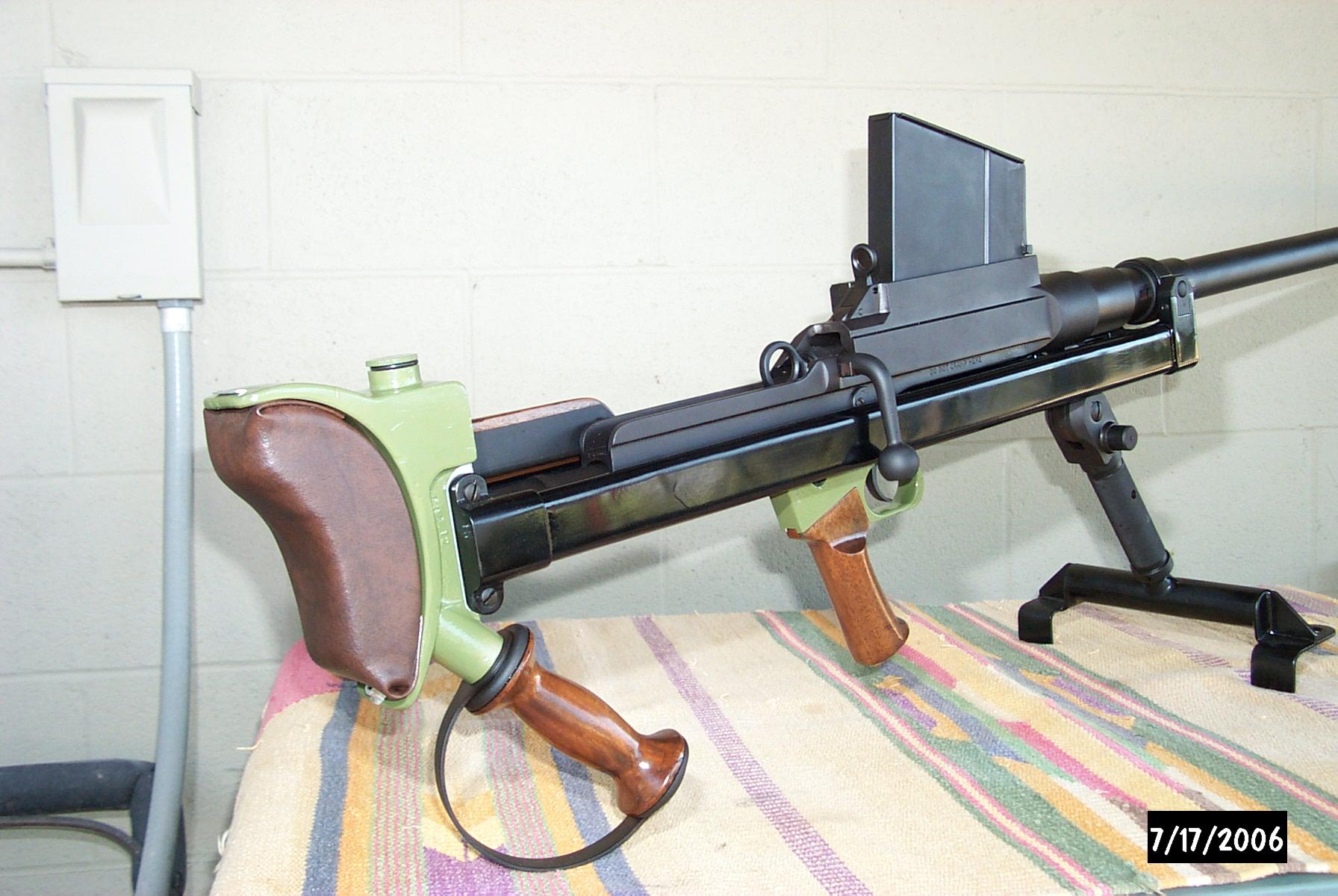 Boyes AT Rifle