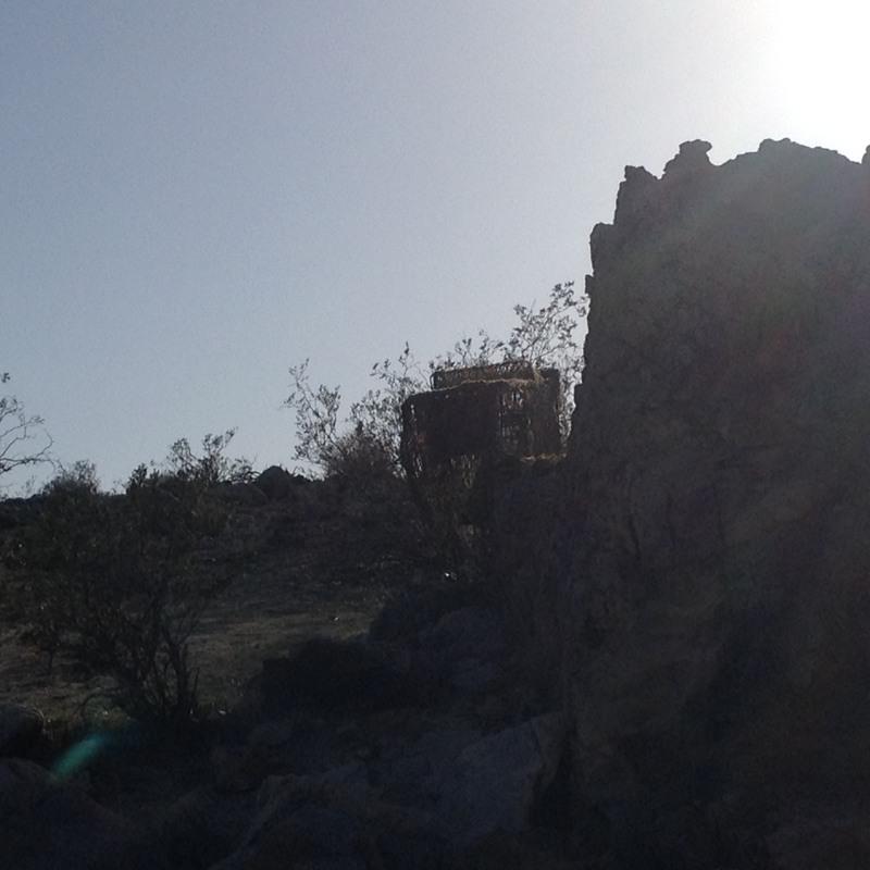CHG Desert Event 2104