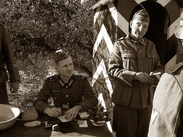 France 1940  (Reenacted by the CHG)