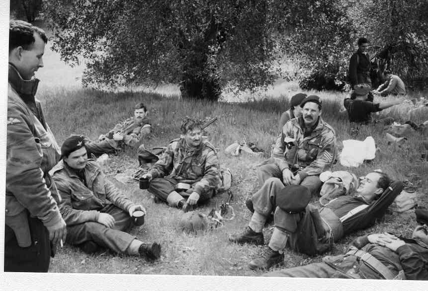1944 ETO Events