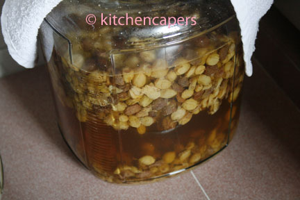 Kitchen Capers :: View topic - Dried Fruits Wine