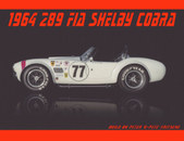 1964 Shelby Cobra 289FIA