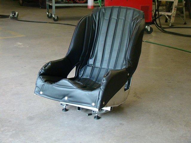 Ac cobra vintage seats