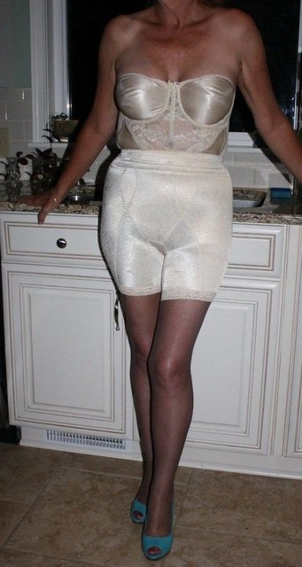 Girdles w garters and stockingsa sorority productions preview - 1 6