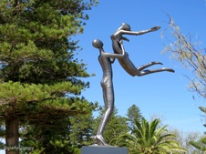 Cottesloe Sculpture by the Sea 2014