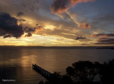 Public Gallery Photo Of the Day -- Tasmanian Sunset