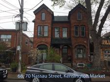 A 68, 70 Nassau Street, Kensington Marke