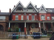 B 21 Oxford Street, Kensington Market