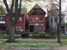 I 56 - 63 Brunswick Ave, near College