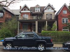 J 400 Block of Palmerston Blvd.,