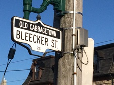 Bleeker St at Carlton