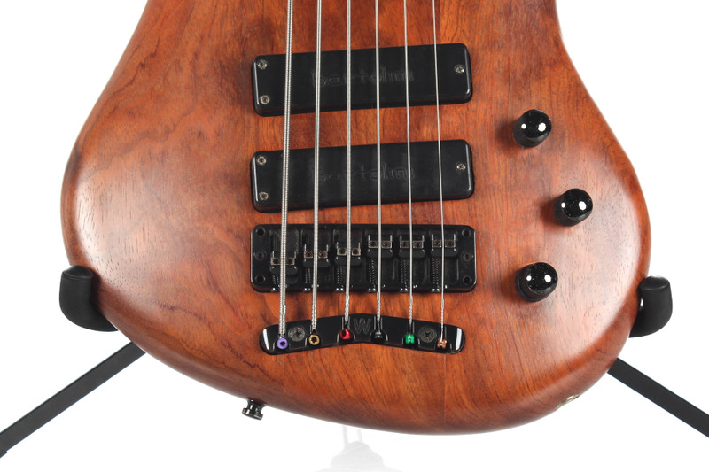 1990 warwick thumb bass 6 string neck thru nt. Black Bedroom Furniture Sets. Home Design Ideas