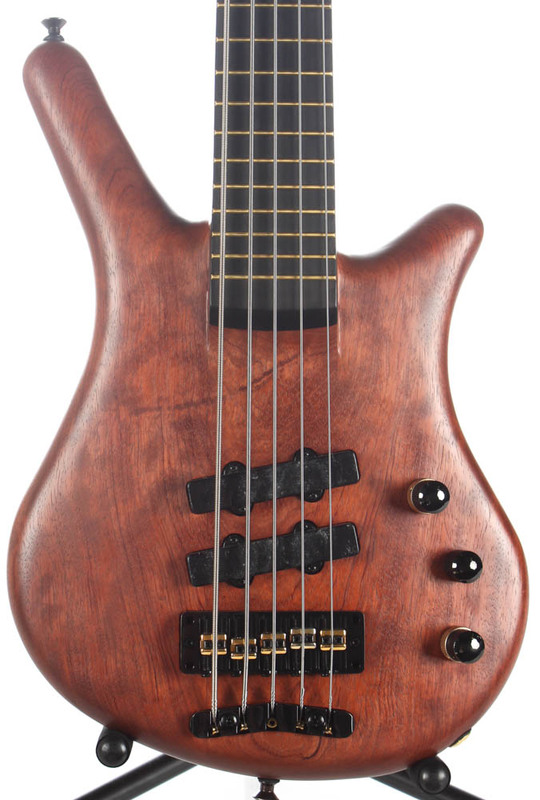 2003 warwick thumb bass 5 string neck thru nt ebay. Black Bedroom Furniture Sets. Home Design Ideas