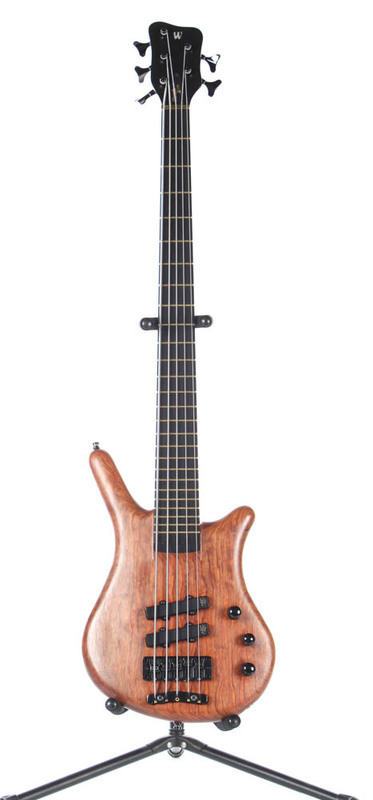 2003 warwick thumb bass 5 string neck thru nt. Black Bedroom Furniture Sets. Home Design Ideas