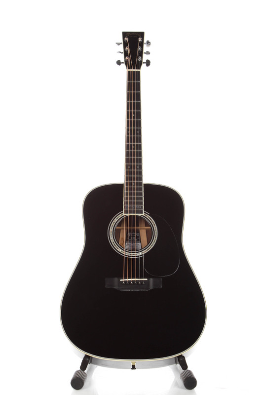 2006 martin d 35 johnny cash commemorative acoustic guitar ebay. Black Bedroom Furniture Sets. Home Design Ideas