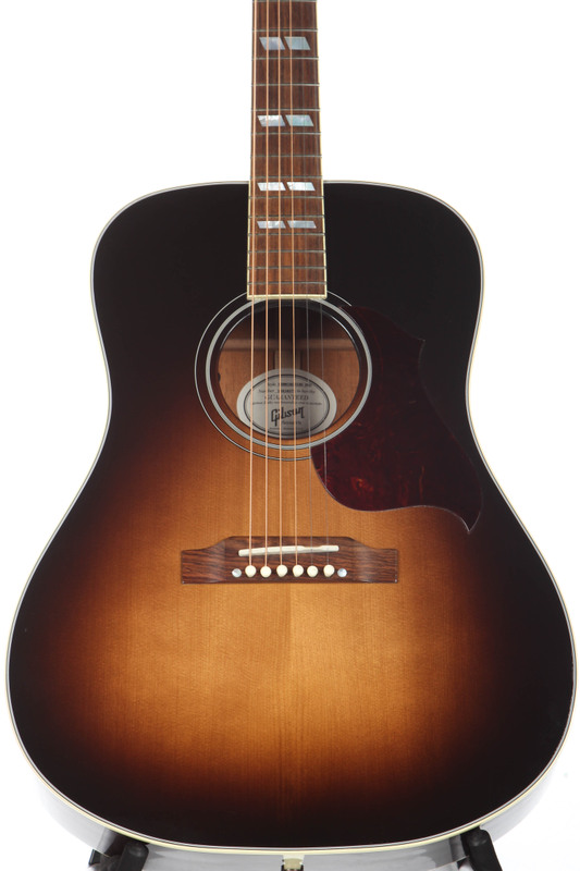 2014 gibson hummingbird pro acoustic electric guitar. Black Bedroom Furniture Sets. Home Design Ideas