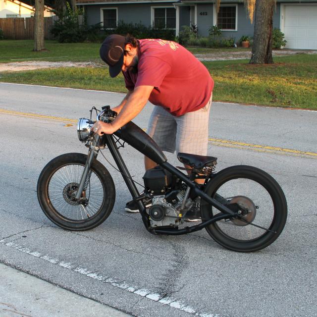 New Bobber - DIY Go Kart Forum