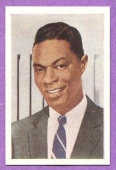 1959 Giant Lic. Popular Recording Stars