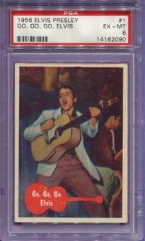 1956 Topps (Bubbles) Elvis