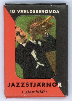 "1958 Sweden ""Jazzbilder"" Set"