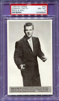 1959 Nu Rock & Roll PSA cards