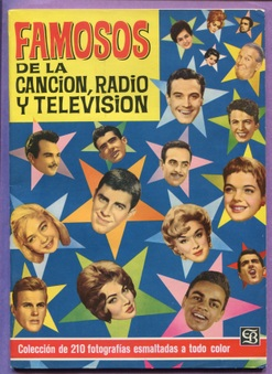 1963 Famosos de la Cancion set