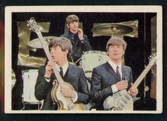 1965 A&BC Beatles Color Set
