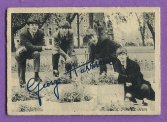 1964 A&BC Beatles Series 1 (dark blue)