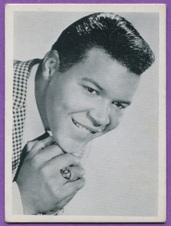 1965 Wand Confectionery Chubby Checker
