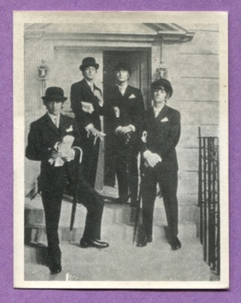 1965 Editorial Bruguera Beatles