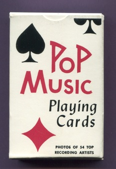 1966 Heather Pop Music Cards