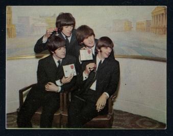 1967 Cantantes y Conjuntos cards