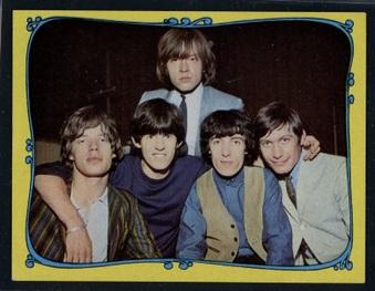1968 Famosos del Disco cards