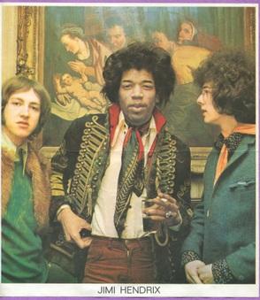 1968 Monty Beat Gum Stars of Radio Cards