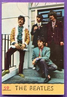 1968 Panini Cantanti