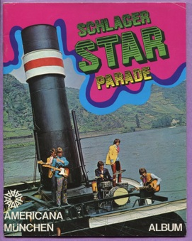 1971 ca Schlager Star Parade set
