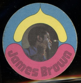 1974 Monty Pop Star Silk Stickers
