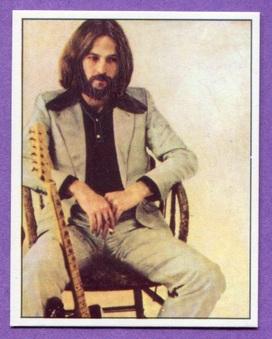 1972 Panini Cantanti