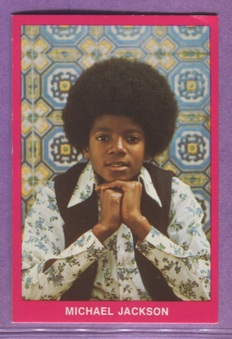 1972 Tip Top/EMI Pop Star Swap Cards 2