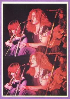 1973 Panini Picture Pop