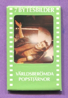 1974-1981 Swedish Candy Cards