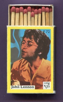 1974 Vlinder Music/Film Series F cards