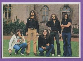 1975 Panini Pop Stars