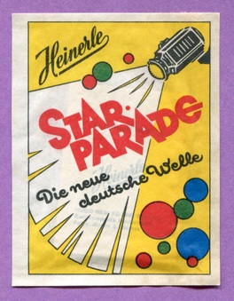 1980 Heinerle Star Parade cards