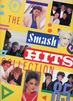 1985 Panini Smash Hits