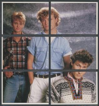 1987 Panini Smash Hits