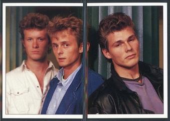 1988 Panini Smash Hits Stickers (pop)