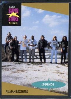 1991 ProSet Super Stars MusiCards (USA)