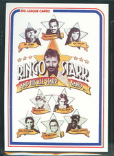 1989 Ringo Starr and His All Star Band
